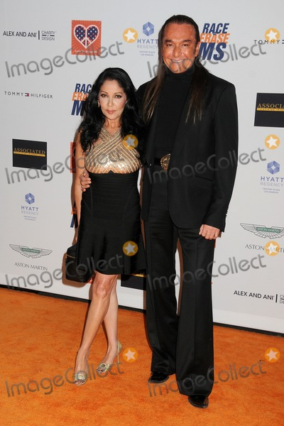 Apollonia Photo - 24 April 2015 - Century City California - Apollonia Kotero Nick Chavez 22nd Annual Race To Erase MS Gala held at The Hyatt Regency Century Plaza Hotel Photo Credit Byron PurvisAdMedia