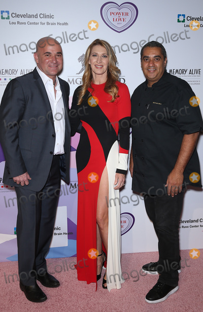 Andre Agassi Photo - 27 April 2017 - Las Vegas NV -   Andre Agassi Steffi Graff Michael Mina Keep Memory Alives 21st Annual Power of Love Gala at MGM Grand Garden Arena  Photo Credit MJTAdMedia
