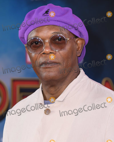 Spiderman Photo - 26 June 2019 - Hollywood California - Samuel L Jackson Spider-Man Far From Home Los Angeles Premiere held at the TCL Chinese Theater Photo Credit Birdie ThompsonAdMedia