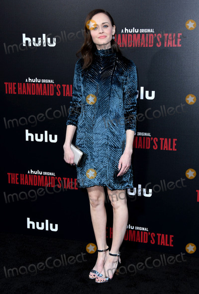 Alexis Bidel Photo - 19 April 2018 -  Hollywood California - Alexis Bidel HULUs The Handmaids Tale Season 2 Premiere held at TCL Chinese Theatre Photo Credit Birdie ThompsonAdMedia