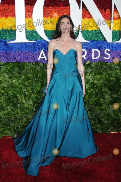 Hilary Rhoda Photo - 09 June 2019 - New York NY - Hilary Rhoda 73rd Annual Tony Awards 2019 held at Radio City Music Hall in Rockefeller Center Photo Credit LJ FotosAdMedia