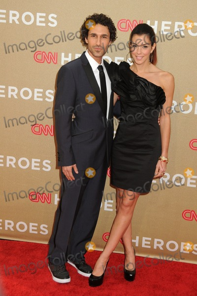 Jenna Morasca Photo - 11 December 2011 - Los Angeles California - Ethan Zohn and Jenna Morasca CNN Heroes An All-Star Tribute 2011 held at The Shrine Auditorium Photo Credit Byron PurvisAdMedia