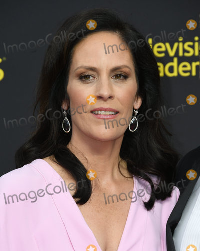 Annabeth Gish Photo - 15 September 2019 - Los Angeles California - Annabeth Gish 2019 Creative Arts Emmys Awards - Arrivals held at Microsoft Theater LA Live Photo Credit Birdie ThompsonAdMedia