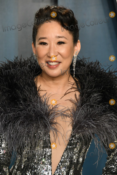 Sandra Oh Photo - 09 February 2020 - Los Angeles California - Sandra Oh 2020 Vanity Fair Oscar Party following the 92nd Academy Awards held at the Wallis Annenberg Center for the Performing Arts Photo Credit Birdie ThompsonAdMedia