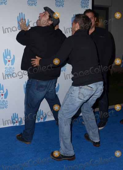 Adrian Pasdar Photo - 15 November - Los Angeles Ca - Greg Grunberg Adrian Pasdar Arrivals for the 2nd Annual Save a Childs Heart Gala held at The Commissary at the Sony Lot Photo Credit Birdie ThompsonAdMedia