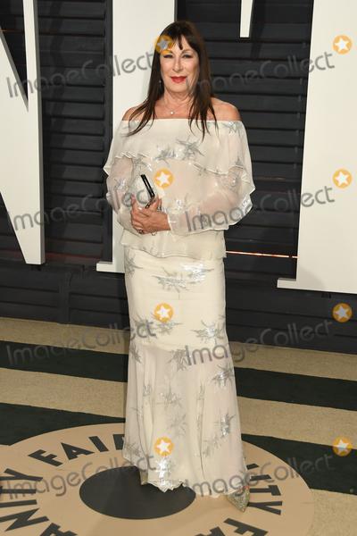 Anjelica Huston Photo - 26 February 2017 - Beverly Hills California - Anjelica Huston 2017 Vanity Fair Oscar Party held at the Wallis Annenberg Center Photo Credit Byron PurvisAdMedia