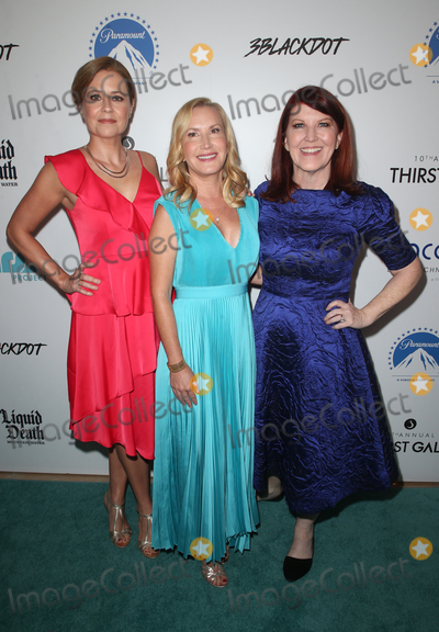 Angela Kinsey Photo - 28 September 2019 - Beverly Hills California - Jenna Fischer Angela Kinsey Kate Flannery Thirst Projects 10th Annual Thirst Gala held at The Beverly Hilton Hotel Photo Credit FSadouAdMedia