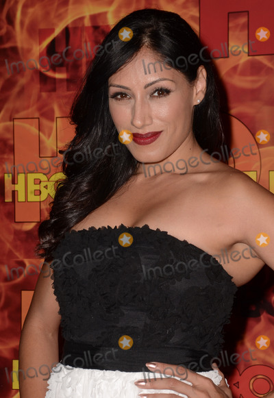 Tehmina Sunny Photo - 20 September  2015 - West Hollywood California - Tehmina Sunny Arrivals for the 2015 HBO Emmy Party held at the Pacific Design Center Photo Credit Birdie ThompsonAdMedia
