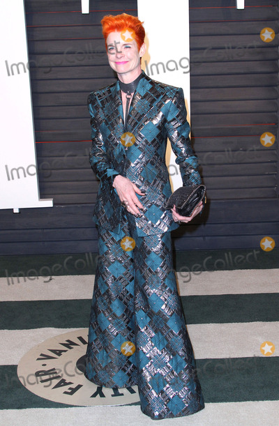Graydon Carter Photo - 28 February 2016 - Beverly Hills California - Sandy Powell 2016 Vanity Fair Oscar Party hosted by Graydon Carter following the 88th Academy Awards held at the Wallis Annenberg Center for the Performing Arts Photo Credit AdMedia