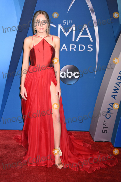 Danielle Bradbery Photo - 08 November 2017 - Nashville Tennessee - Danielle Bradbery 51st Annual CMA Awards Country Musics Biggest Night held at Music City Center Photo Credit Laura FarrAdMedia