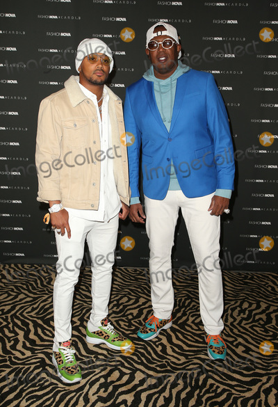 Romeo Miller Photo - 08 May 2019 - Hollywood California - Romeo Miller and Master P Fashion Nova x Cardi B Collection Launch Event held at the Hollywood Palladium Photo Credit Faye SadouAdMedia