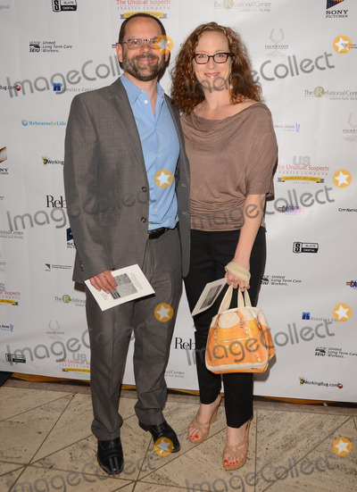 Colin Campbell Photo - 29 May 2014 - Los Angeles California - Colin Campbell Gail Lerner  Arrivals for The Unusual Suspects Theater Company 2014 Gala held at Cicada Restaurant in Los Angeles Ca Photo Credit Birdie ThompsonAdMedia