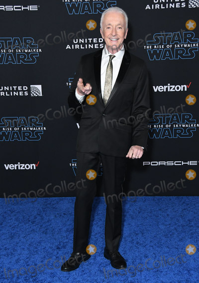 Anthony Daniels Photo - 16 December 2019 - Hollywood California - Anthony Daniels  Disneys Star Wars The Rise Of Skywalker Los Angeles Premiere held at Hollywood Photo Credit Birdie ThompsonAdMedia