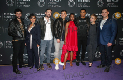 Jacke Photo - 19 November 2019 - Beverly Hills California - Jack Falahee Amirah Vann Charlie Weber Conrad Ricamora Aja Naomi King Rome Flynn Liza Weil Matt McGorry The Paley Center Celebrates The Final Season Of How To Get Away With Murder held at The Paley Center for Media Photo Credit FSAdMedia