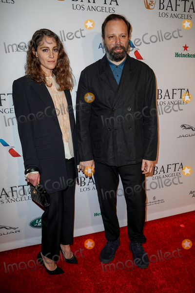 Ariane Labed Photo - 05 January 2019 - Los Angeles California - Ariane Labed Yorgos Lanthimos the BAFTA Los Angeles Tea Party held at the Four Seasons Hotel Los Angeles Photo Credit AdMedia
