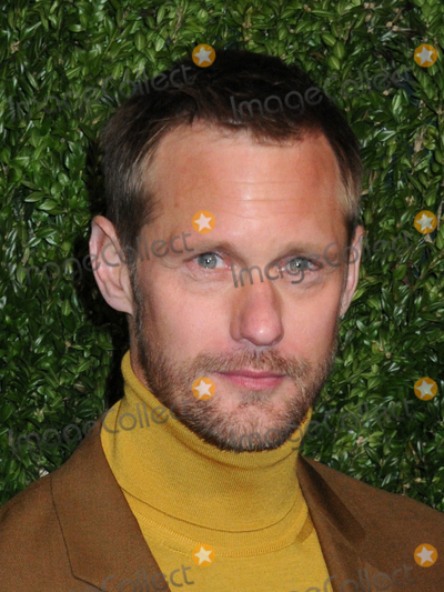 Alexander Skarsgard- Photo - Alexander Skarsgard at the CHANEL Tribeca Film Festival Artists Dinner at Balthazar in Soho in New York New York USA 29 April 2019