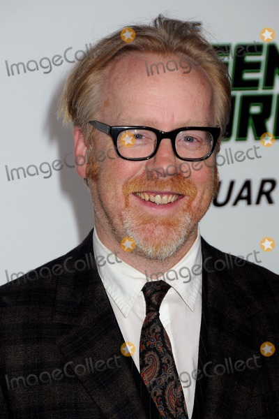 Adam Savage Photo - 10 January 2011 - Hollywood California - Adam Savage The Green Hornet Los Angeles Premiere held at Graumans Chinese Theatre Photo Byron PurvisAdMedia
