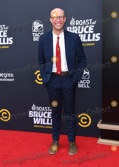 Adam Lustick Photo - 14 July 2018 - Hollywood California - Adam Lustick Comedy Central Roast of Bruce Willis held at The Hollywood Palladium Photo Credit Birdie ThompsonAdMedia