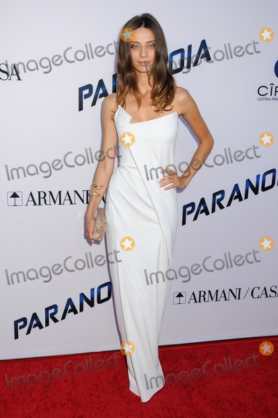 Angela Sarafyan Photo - 8 August 2013 - West Hollywood California - Angela Sarafyan Paranoia Los Angeles Premiere held at the Directors Guild of America Photo Credit Byron PurvisAdMedia