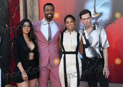 Alisha Wainwright Photo - 26 August 2019 - Hollywood California - Emeraude Toubia Isaiah Mustafa Alisha Wainwright Luke Baines It Chapter Two Los Angeles Premiere held at Regency Village Theater Photo Credit Birdie ThompsonAdMedia