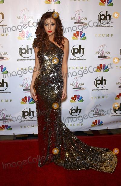 Alyssa Campanella Photo - 03 June 2012 - Las Vegas Nevada - Alyssa Campanella  2012 Miss USA Pageant red carpet at Planet Hollywood Resort and Casino  Photo Credit MJTAdMedia