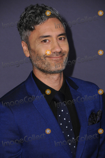 Taika Waititi Photo - 23 October  2017 - Los Angeles California - Taika Waititi Third Annual InStyle Awards held at The Getty Center in Los Angeles Photo Credit Birdie ThompsonAdMedia
