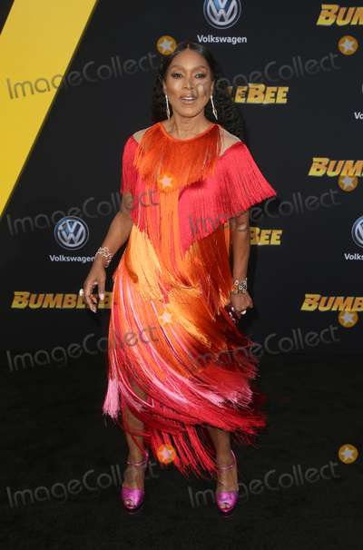 Angela Bassett Photo - 9 December 2018 - Hollywood California - Angela Bassett Premiere Of Paramount Pictures Bumblebee held at The TCL Chinese Theatre Photo Credit Faye SadouAdMedia