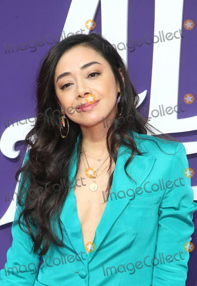 Anouk Aim Photo - 6 October 2019 - Century City California - Aimee Garcia World Premiere of THE ADDAMS FAMILY held at Westfield Century City AMC Photo Credit FayeSAdMedia
