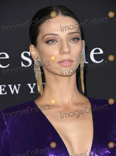 Angela Sarafyn Photo - 22 October 2018 - Los Angeles California - Angela Sarafyn  2018 InStyle Awards held at The Getty Center Photo Credit Birdie ThompsonAdMedia