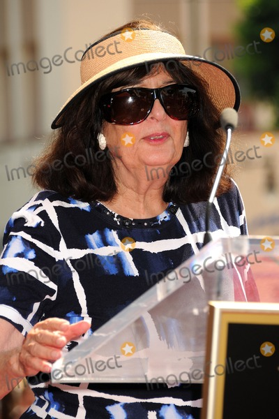 Esther Shapiro Photo - 10 September 2012 - Hollywood California - Esther Shapiro Walter Koenig Honored With Star On The Hollywood Walk Of Fame held at 6679 Hollywood Blvd Photo Credit Byron PurvisAdMedia