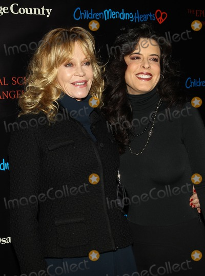 Melanie Griffiths Photo - 5 December 2013 - Los Angeles California - Melanie Griffith Guest The Weinstein Companys August Osage County Screening Benefiting Children Mending Hearts  The Episcopal School Of Los Angeles Held at the Landmark Theater Photo Credit Kevan BrooksAdMedia