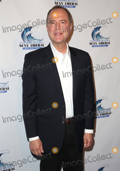 Adam Schiff Photo - 03 November 2018 - Beverly Hills California - Congressman Adam Schiff Stephanie Millers Sexy Liberal Blue Wave Tour held at The Saban Theatre Photo Credit Faye SadouAdMedia