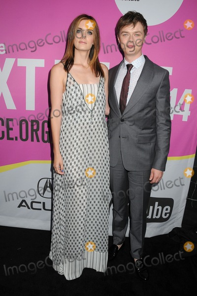 Anna Wood Photo - 8 August 2014 - Los Angeles California - Anna Wood Dane DeHaan Life After Beth Los Angeles Premiere at Sundance NextFest 2014 held at The Theatre at Ace Hotel Photo Credit Byron PurvisAdMedia