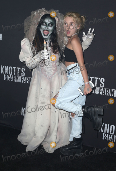 Alabama Photo - 29 September 2017 - Buena Park California - Alabama Luella Barker 2017 Knotts Scary Farm Celebrity Night held at Knotts Berry Farm Photo Credit F SadouAdMedia