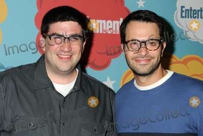 Adam Horowitz Photo - 20 July 2013 - San Diego California - Edward Kitsis Adam Horowitz  Entertainment Weekly Hosts Annual Comic-Con Celebration 2013 held at Float at the Hardrock Cafe Photo Credit Byron PurvisAdMedia