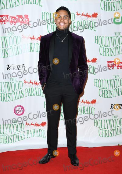 Adain Bradley Photo - 25 November 2018 - Hollywood California - Adain Bradley The 87th Annual Hollywood Christmas Parade held at Hollywood Blvd Photo Credit Birdie ThompsonAdMedia