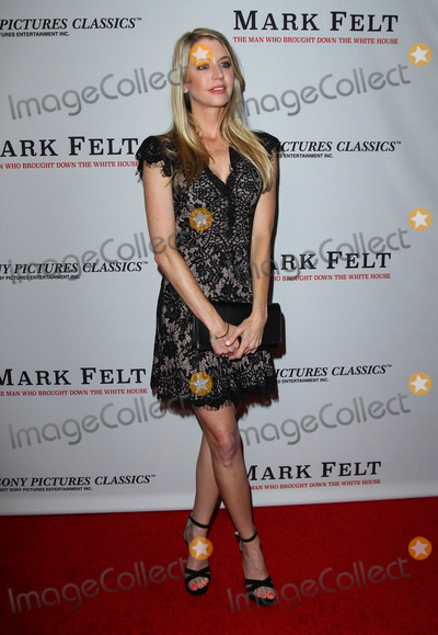 Jamie Anderson Photo - 26 September 2017 - Beverly Hills California - Jamie Anderson Mark Felt The Man Who Brought Down The White House Los Angeles Premiere held at the Writers Guild Theatre Photo Credit AdMedia