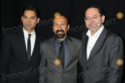 Asghar Farhadi Photo - 13 January 2012 - Century City California - Peyman Moaadi Asghar Farhadi 37th Annual Los Angeles Film Critics Association Awards held at the InterContinental Hotel Photo Credit Byron PurvisAdMedia