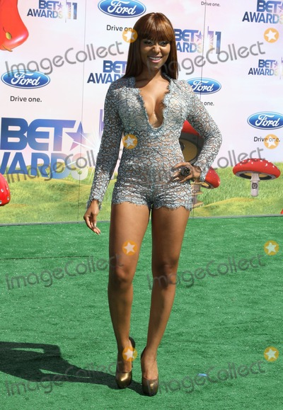 Teairra Mari Photo - 26 June 2011 - Los Angeles California - Teairra Mari BET Awards 2011 Held At The Shrine Auditorium Photo Credit Kevan BrooksAdMedia