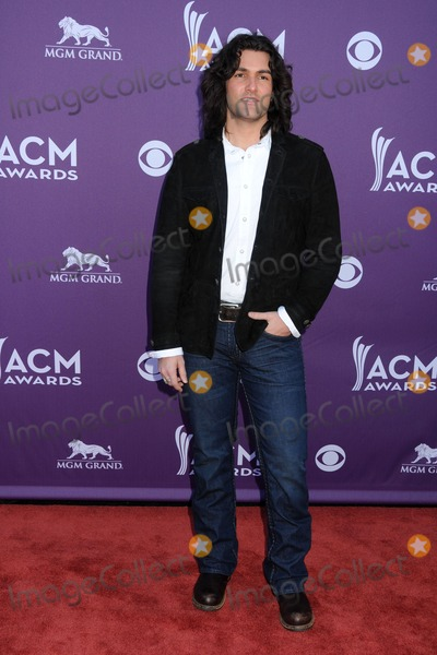 Andy Gibson Photo - 1 April 2012 - Las Vegas Nevada - Andy Gibson 47th Annual Academy of Country Music Awards held at the MGM Grand Photo Credit Byron PurvisAdMedia