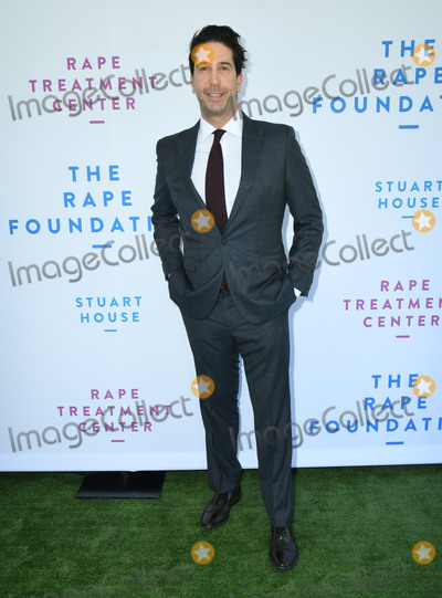 David Schwimmer Photo - 06 October 2019 - Beverly Hills California - David Schwimmer The Rape Foundation Annual Brunch 2019 held at Private Residence in Beverly Hills Photo Credit Birdie ThompsonAdMedia