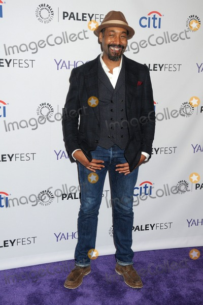 Jesse L Martin Photo - 14 March 2015 - Hollywood California - Jesse L Martin PaleyFest 2015 - The Flash held at the Dolby Theatre Photo Credit Byron PurvisAdMedia
