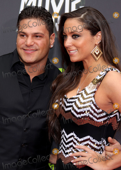 Ronnie Ortiz Magro Photo - 14 April 2013 - Culver City California - Ronnie Ortiz-Magro Sammi Giancola 2013 MTV Movie Awards held at Sony Pictures Studios Photo Credit Russ ElliotAdMedia