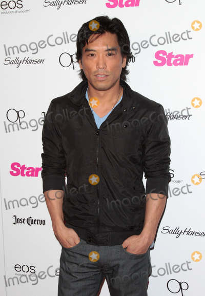 Peter Shinkoda Photo - 24 April 2012 - Los Angeles CA - Peter Shinkoda Star Magazines All Hollywood Event held at AV Night Club Photo Credit James OrkenStarlitepicsAdMedia