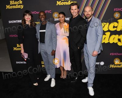 Andrew Rannells Photo - 14 May 2019 - North Hollywood California - Casey Wilson Don Cheadle Regina Hall Andrew Rannells Paul Sheer Showtimes Emmy For Your Consideration Black Money held at The Saban Media Center Photo Credit Billy BennightAdMedia