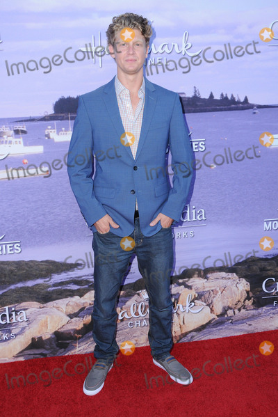 Andrew Francis Photo - 27 July 2016 - Beverly Hills California Andrew Francis Hallmark Channel and Hallmark Movies  Mysteries Summer 2016 Television Critics Association Press Tour Event  held at a Private Residence Photo Credit Birdie ThompsonAdMedia