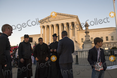 Supremes Photo - Members of different faiths join thousands of supporters of United States President Donald J Trump fill the streets in front of the United States Supreme Court and the grounds of the US Capitol following a pro-Trump MAGA rally and march in Washington DC on Saturday November 14 2020Credit Rod Lamkey  CNPAdMedia