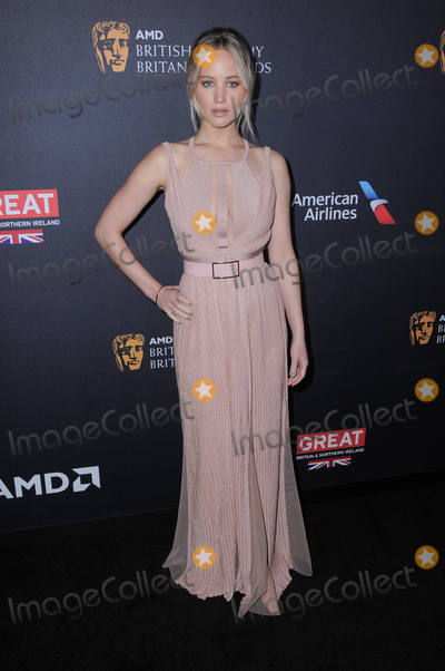 Jennifer Lawrence Photo - 28 October 2016 - Beverly Hills California Jennifer Lawrence 2016 AMD British Academy Britannia Awards Presented by Jaguar Land Rover And American Airlines held at Beverly Hilton Hotel Photo Credit Birdie ThompsonAdMedia