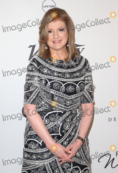 Arianna Huffington Photo - 13 October 2017 - Beverly Hills California - Arianna Huffington Variety Annual Power of Women Luncheon held at  Beverly Wilshire Four Seasons Hotel Photo Credit F SadouAdMedia