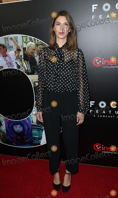 Sofia Coppola Photo - 29 March 2017 - Las Vegas NV - Sofia Coppola 2017 Focus Features Presentation at CinemaCon at Caesars Palace  Photo Credit MJTAdMedia